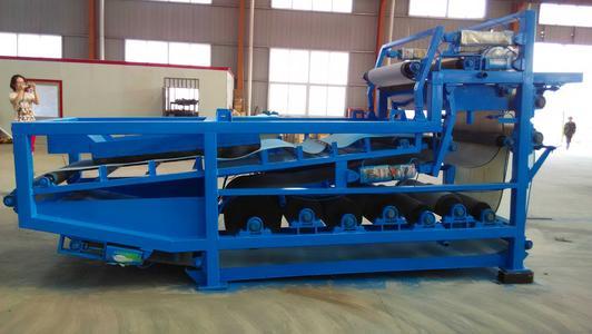 带式污泥脱水机在自动模式下是什么样的操作方法
