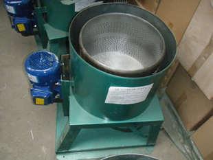 离心脱水机回水如何变清澈?