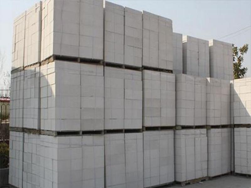 眉山加气混凝土厂家提示选择什么样的加气砖比较好?