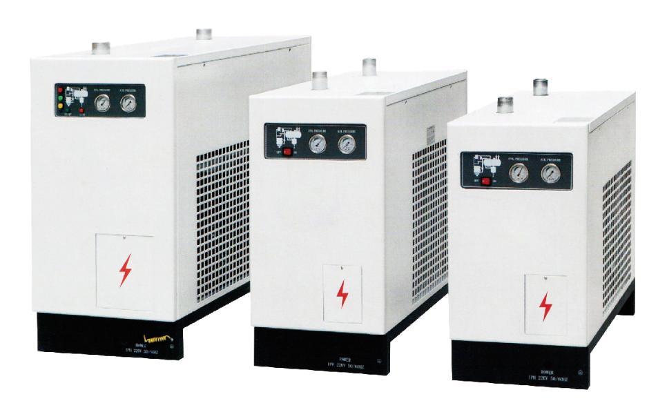冷冻式干燥机气冷型