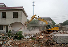 房屋拆除-工程案例