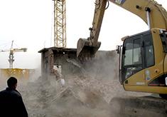 库房拆除-工程案例