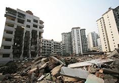 楼房拆除-工程案例