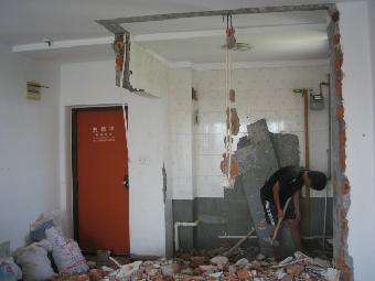 西安室内拆除公司