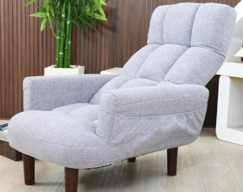 大型布艺躺椅清洗