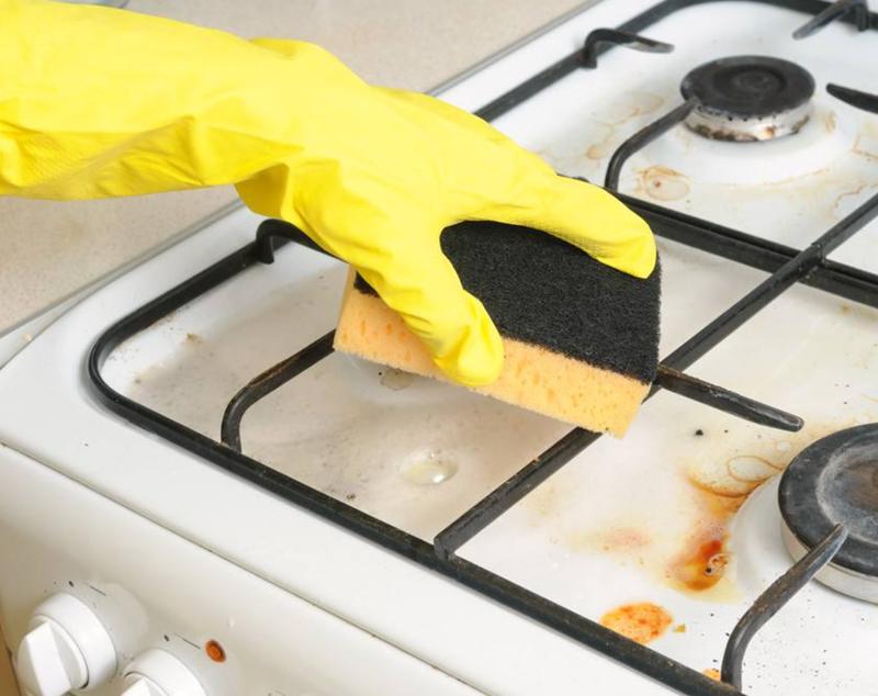 盘锦厨房清洁
