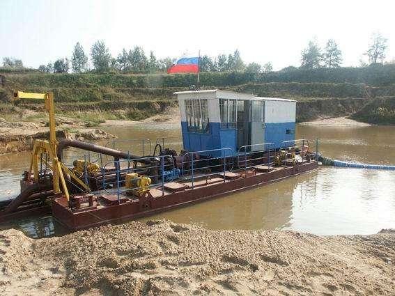 浅谈沙土应用量越来越大给绞吸式抽沙船带来的巨大的商机是怎样的