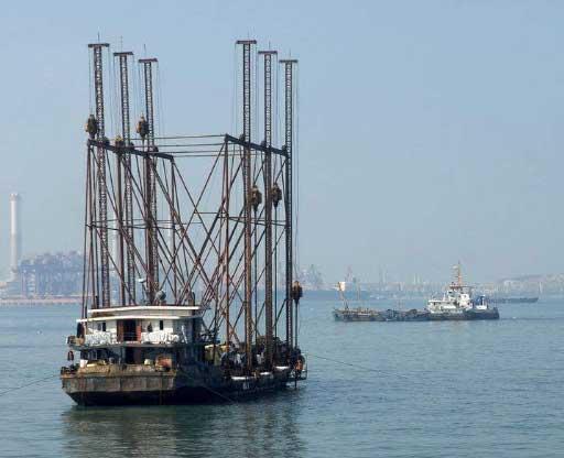 6寸小型河道淘金船配置参数性能介绍