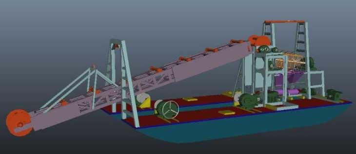 挖沙船使用需检查的项目