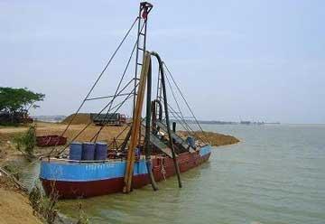 了解一下抽沙船日常使用的注意事项有哪些?