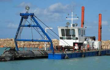 施工环境对挖沙船的影响有哪些呢