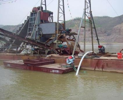 带你了解一下挖沙船的使用方法是什么