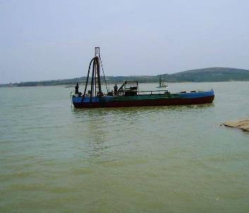 抽沙船叶轮有那些作用