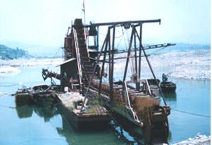 淘金船如何维护你知道吗