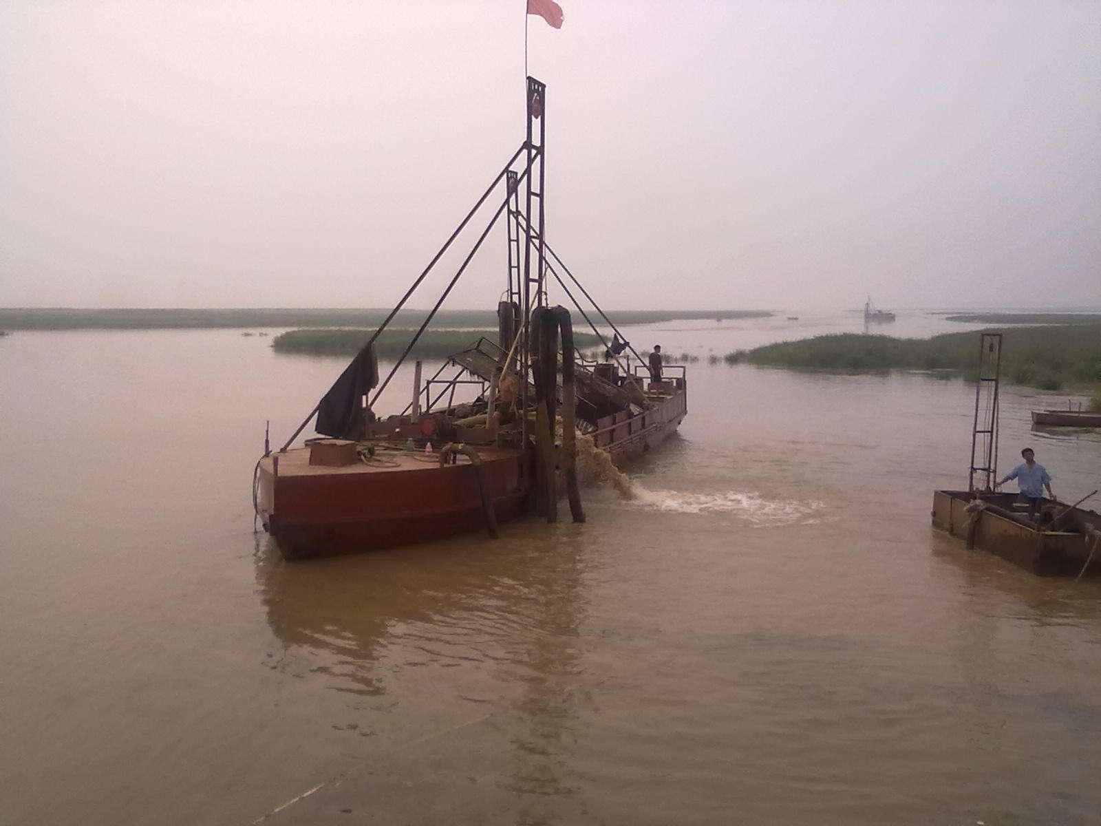 你知道抽沙船使用大功率抽沙泵需要注意什么吗?