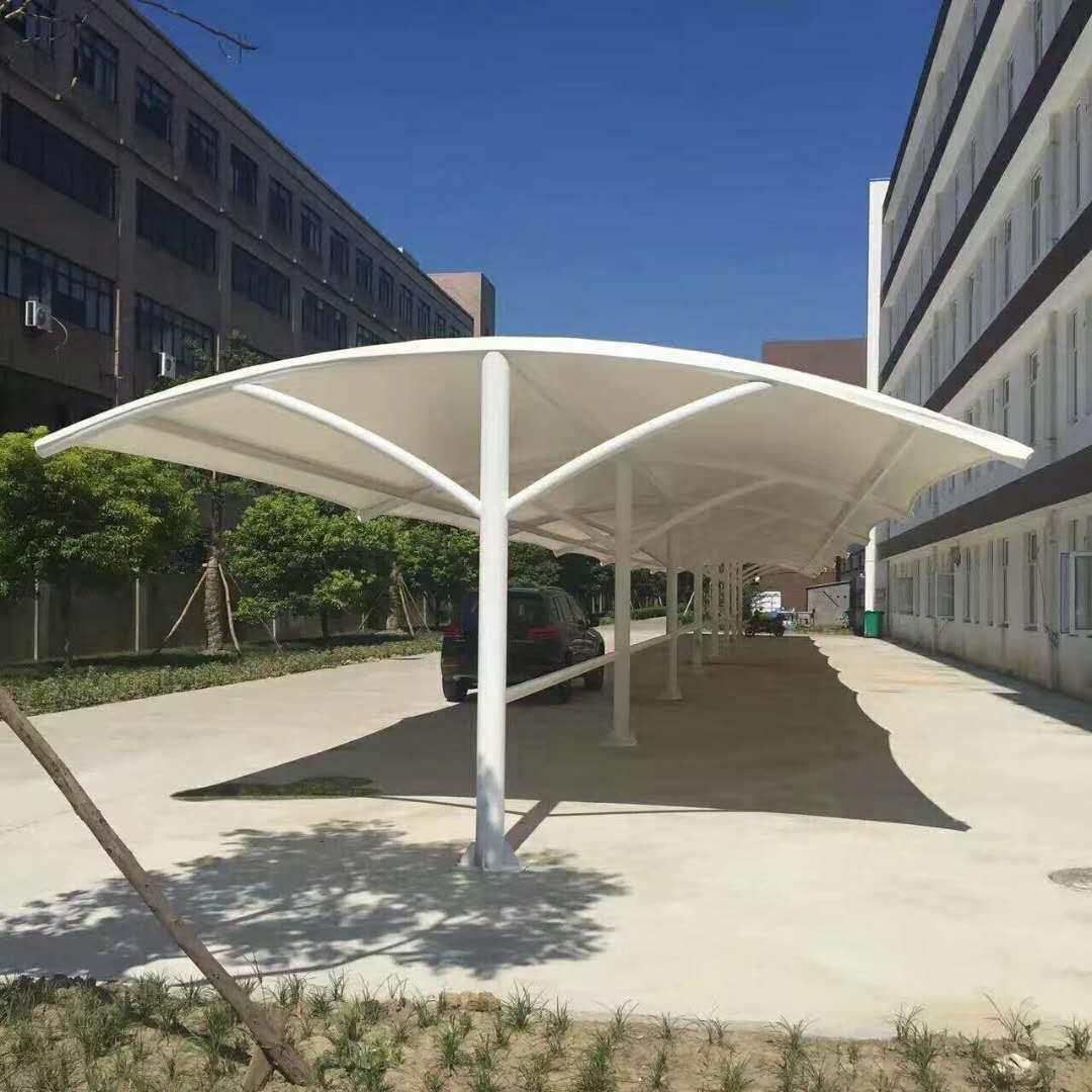 膜结构停车棚工程加固可采取的方式有哪些呢?