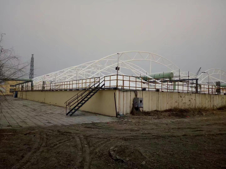宁波污水池加盖