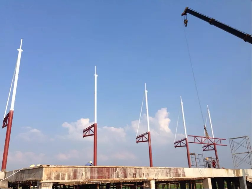 杭州膜结构看台