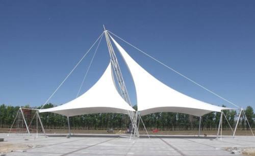 景观遮阳棚膜结构