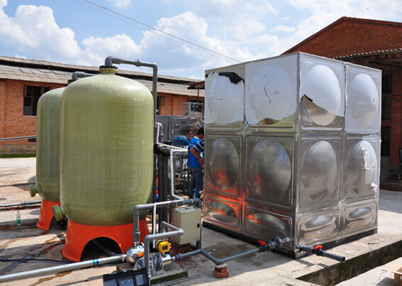 10T净水设备