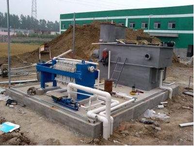 昆明加油站一体化污水处理设备