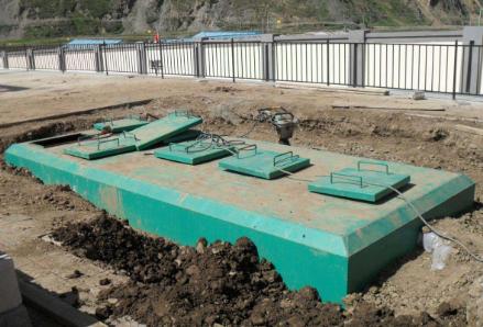 电厂地埋式污水处理设备
