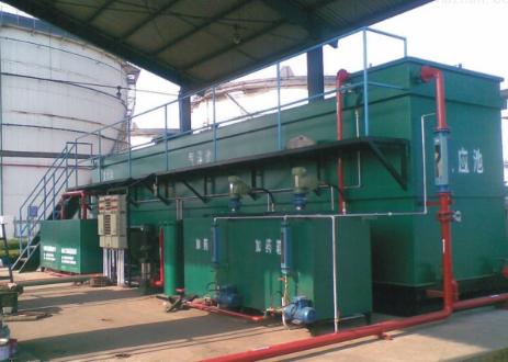 电厂一体化污水处理设备