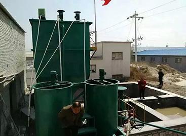 农村城镇污水处理设备