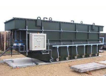 屠宰场一体化污水处理设备