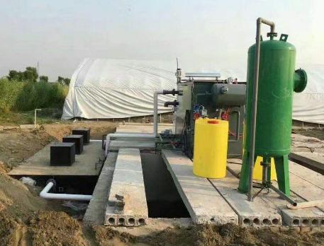 养殖场地埋式污水处理设备