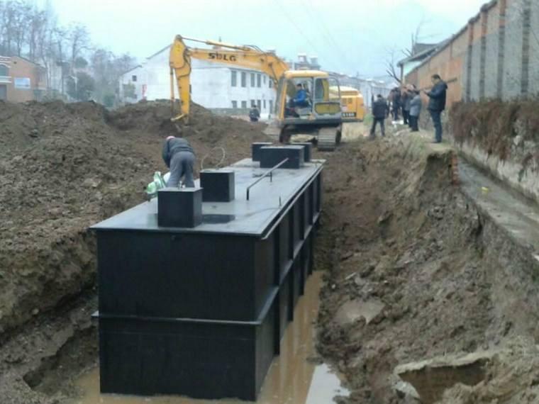 医院地埋式污水处理设备