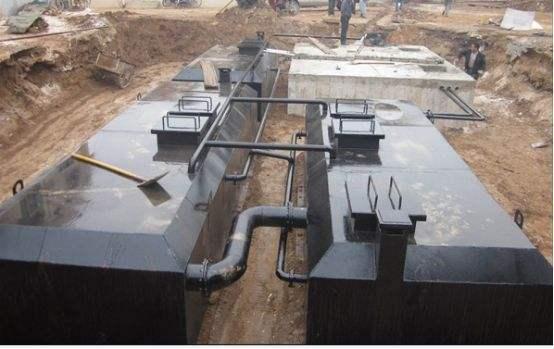 医院地埋污水处理设备