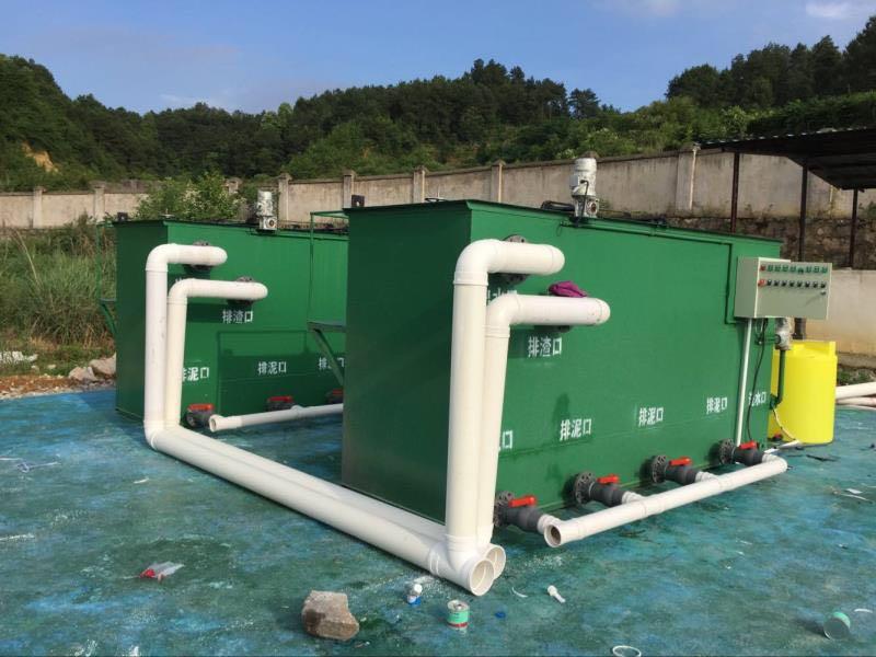 云南生活污水处理设备