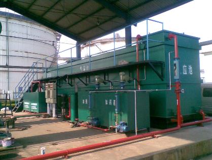 大型工厂一体化污水处理设备