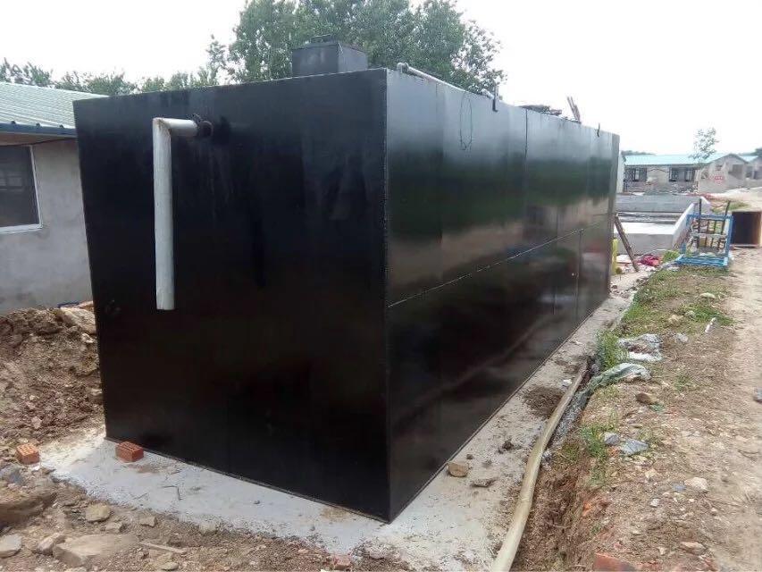 工业用一体化污水处理设备