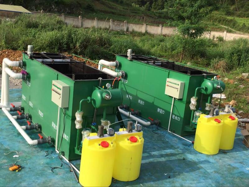 石林康华禽业一体化污水处理设备