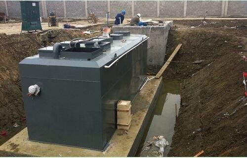 正大饲料养猪场污水处理设备