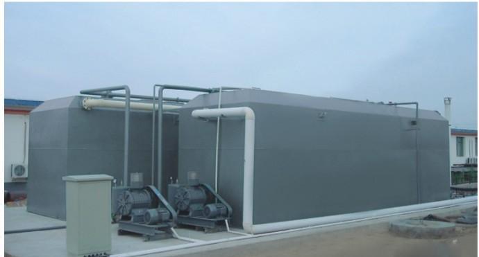 地埋式一体化污水处理设备的三点知识
