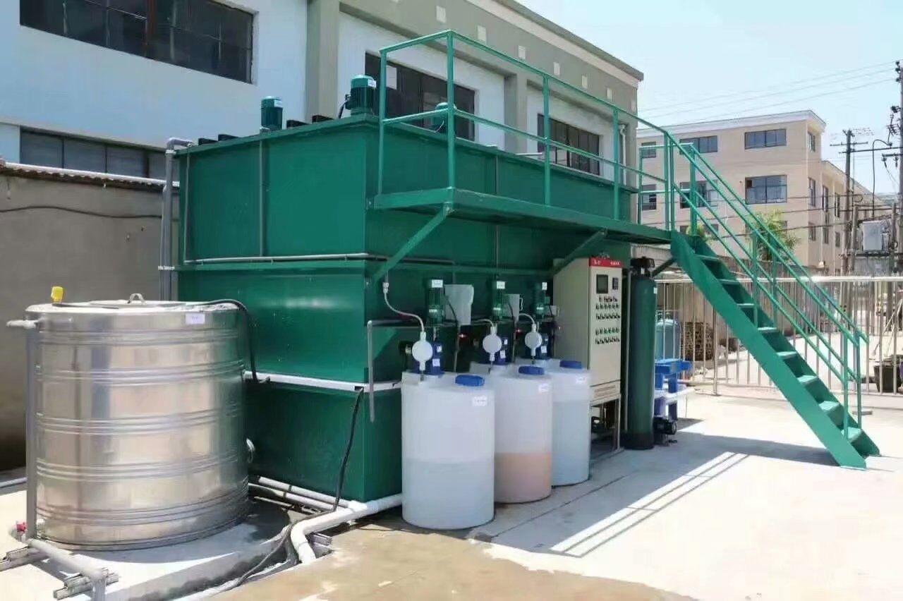 农村生活污水处理设备的发展之路任重而道远