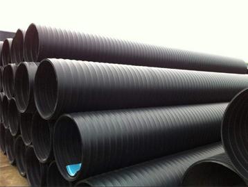HDPE中空壁缠绕管厂家