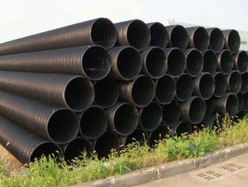高密度聚乙烯(HDPE)塑钢缠绕管厂家