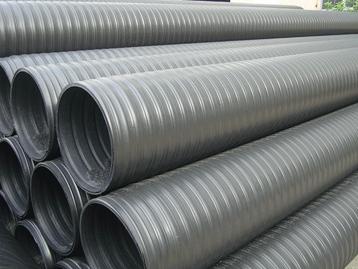 重庆聚丙烯(FRPP)钢带增强缠绕波纹管
