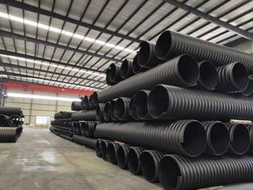 聚丙烯(FRPP)钢带增强缠绕波纹管厂家