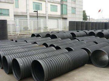 重庆增强聚丙烯(FRPP)中空壁缠绕管