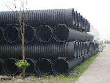 增强聚丙烯(FRPP)中空壁缠绕管厂家
