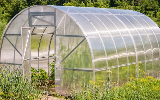 銀川蔬菜溫室大棚的防凍防雪措施介紹