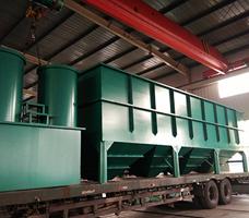 云南印染工厂废水处理设备