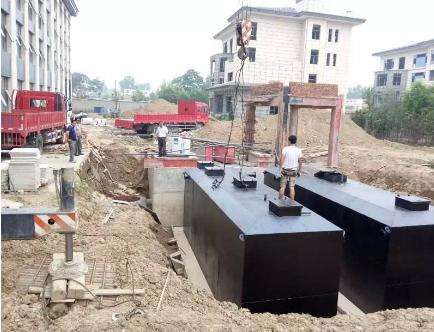 云南学校污水处理设备厂家