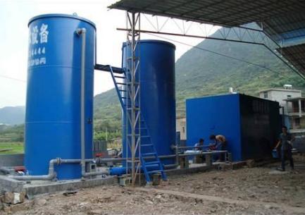 云南矿区一体化污水处理设备