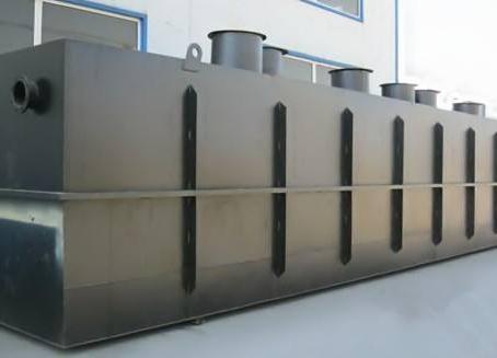 大型一体化污水处理设备